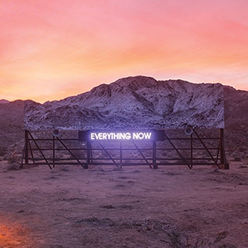 Arcade Fire - <br> Everything Now