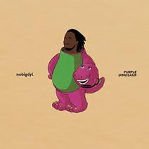 Nobigdyl - Purple Dinosaur