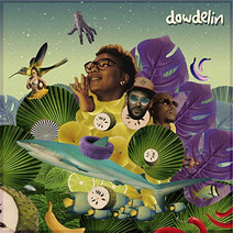 Dowdelin - Eléphant roses