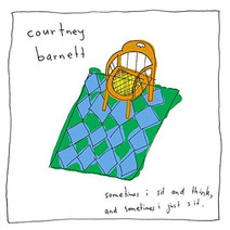 Cover: Courtney Barnett - Sometimes I Sit And Think, And Sometimes I Just Sit