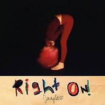 Albumcover: Jenny Lee - right on!