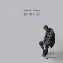 Cover: Damon Albarn - Everyday Robtos