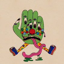 Cover: Dan Deacon - Gliss Riffer