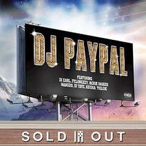 Cover: DJ PayPal -- Sold Out