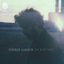 Cover: Federico Albanese - The Blue Hour