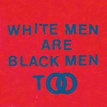 Cover: Young Fathers - White Men Are Black Men Too