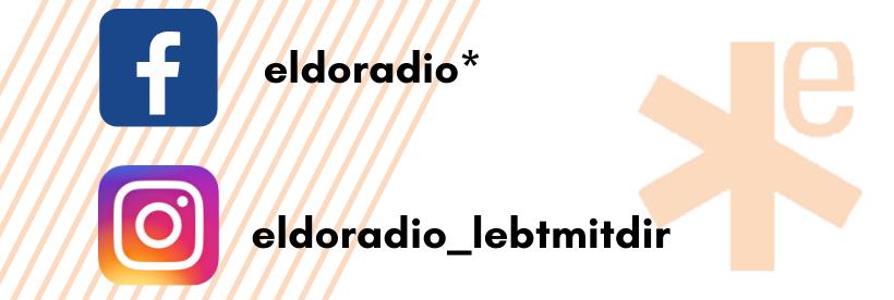 eldoradio* on social media
